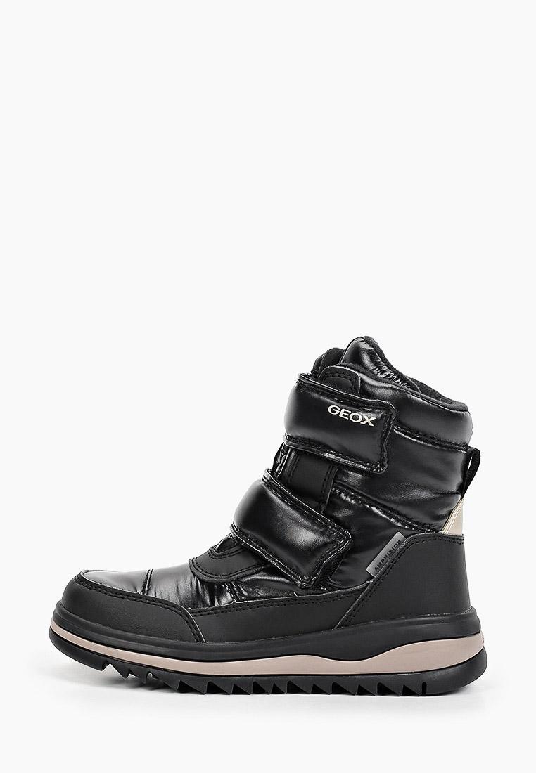 Ботинки для девочек Geox (Геокс) Ботинки Geox