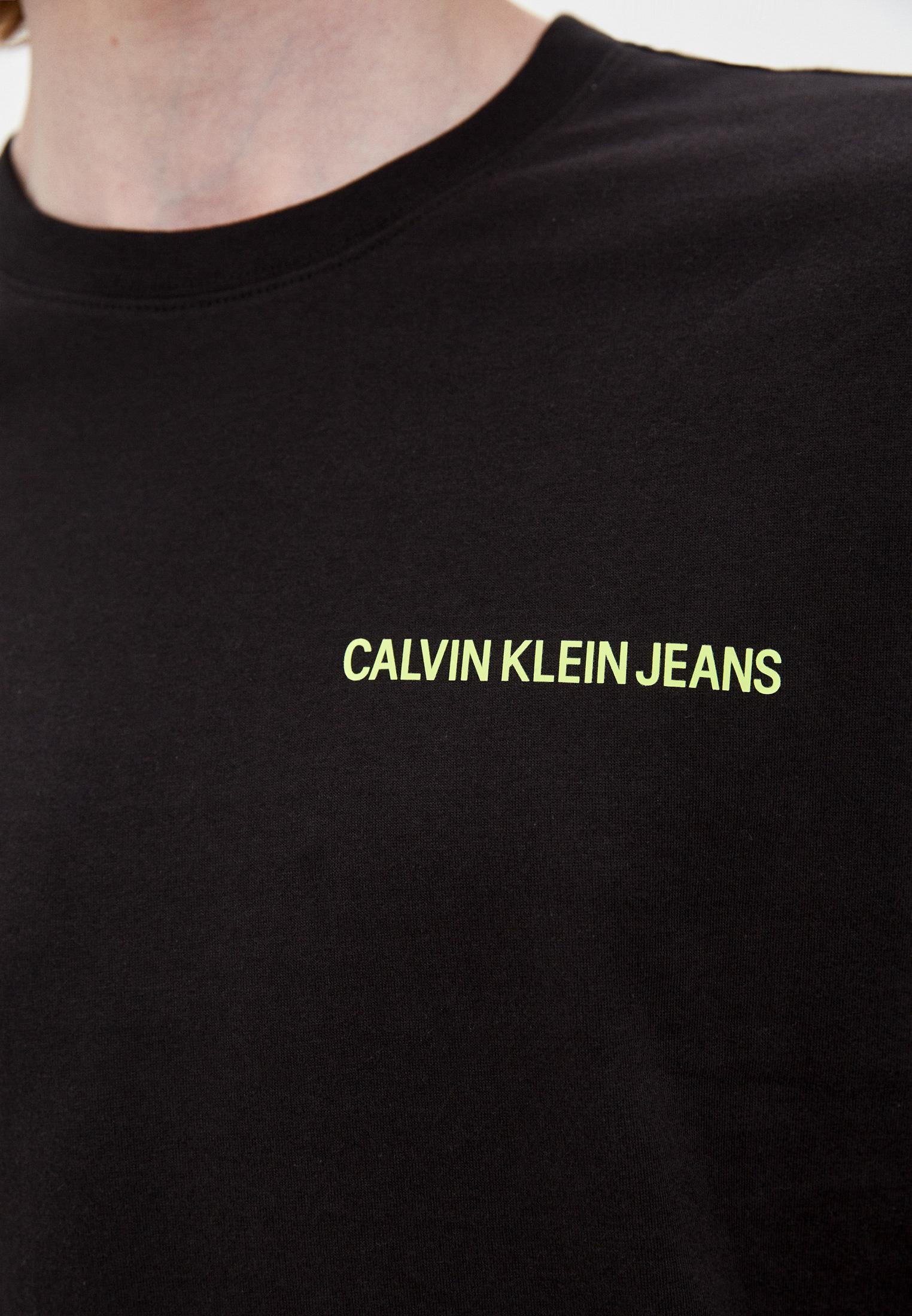 Футболка с длинным рукавом Calvin Klein Jeans J30J316884: изображение 9