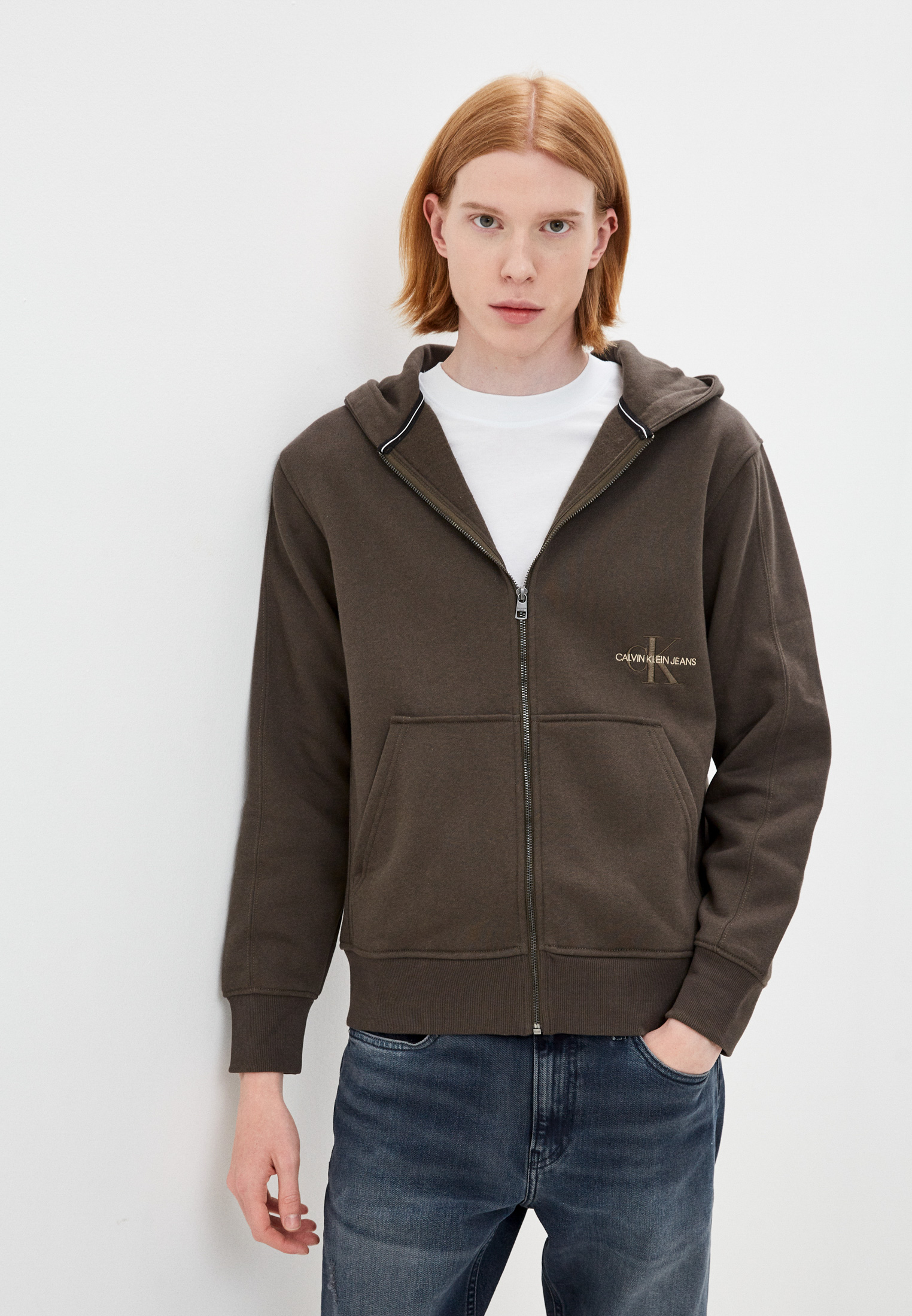 Толстовка Calvin Klein Jeans J30J318451