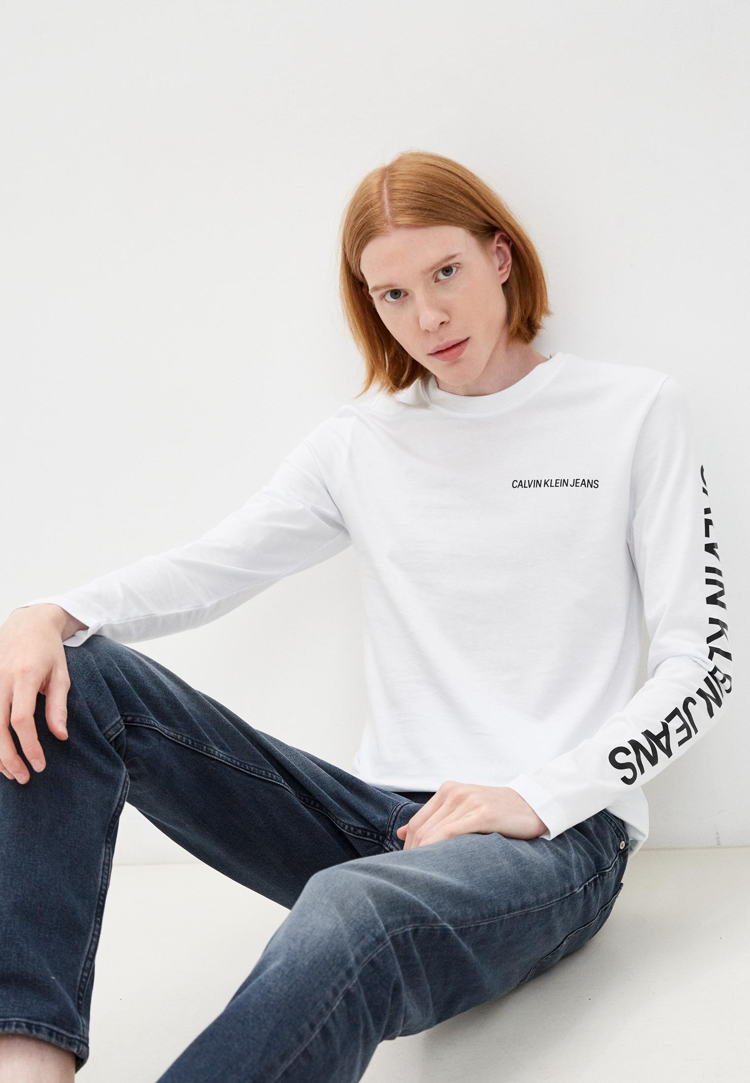 Футболка с коротким рукавом Calvin Klein Jeans J30J318736: изображение 1
