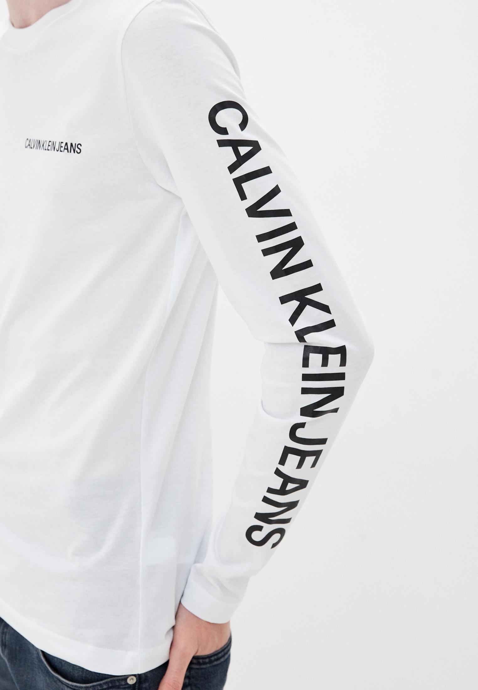 Футболка с коротким рукавом Calvin Klein Jeans J30J318736: изображение 3