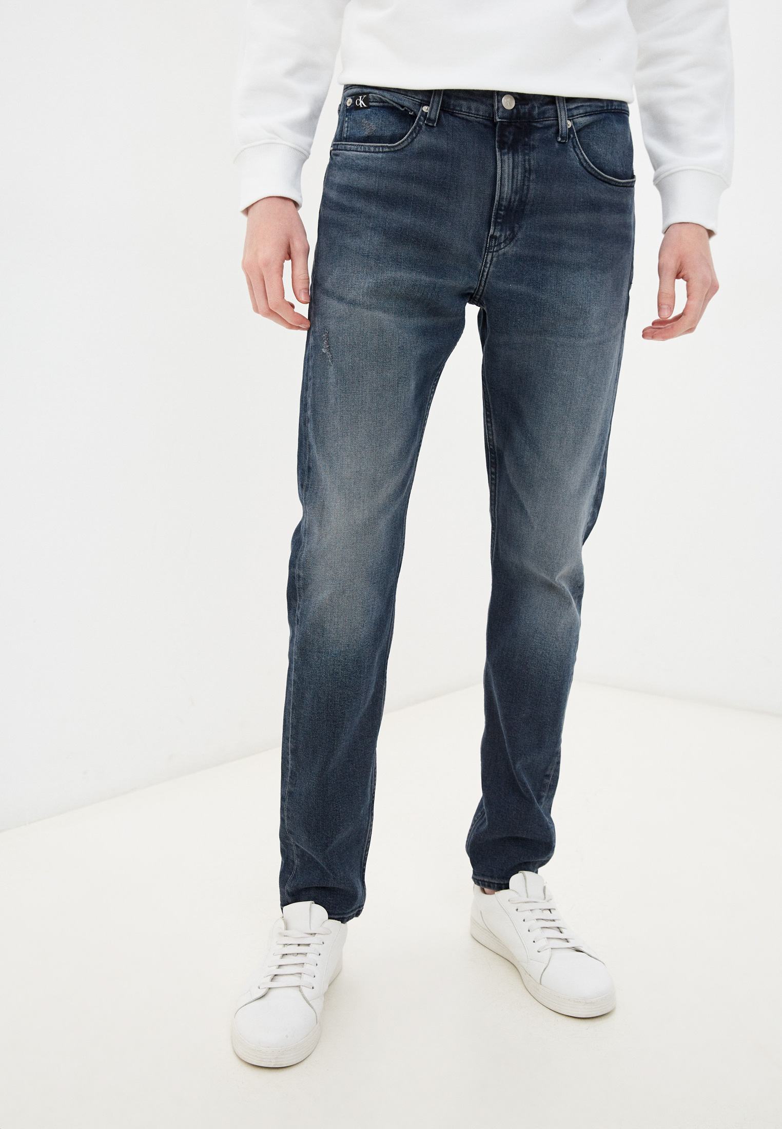 Мужские прямые джинсы Calvin Klein Jeans J30J319028