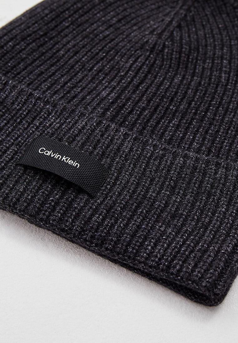 Шапка Calvin Klein (Кельвин Кляйн) K50K507495: изображение 3
