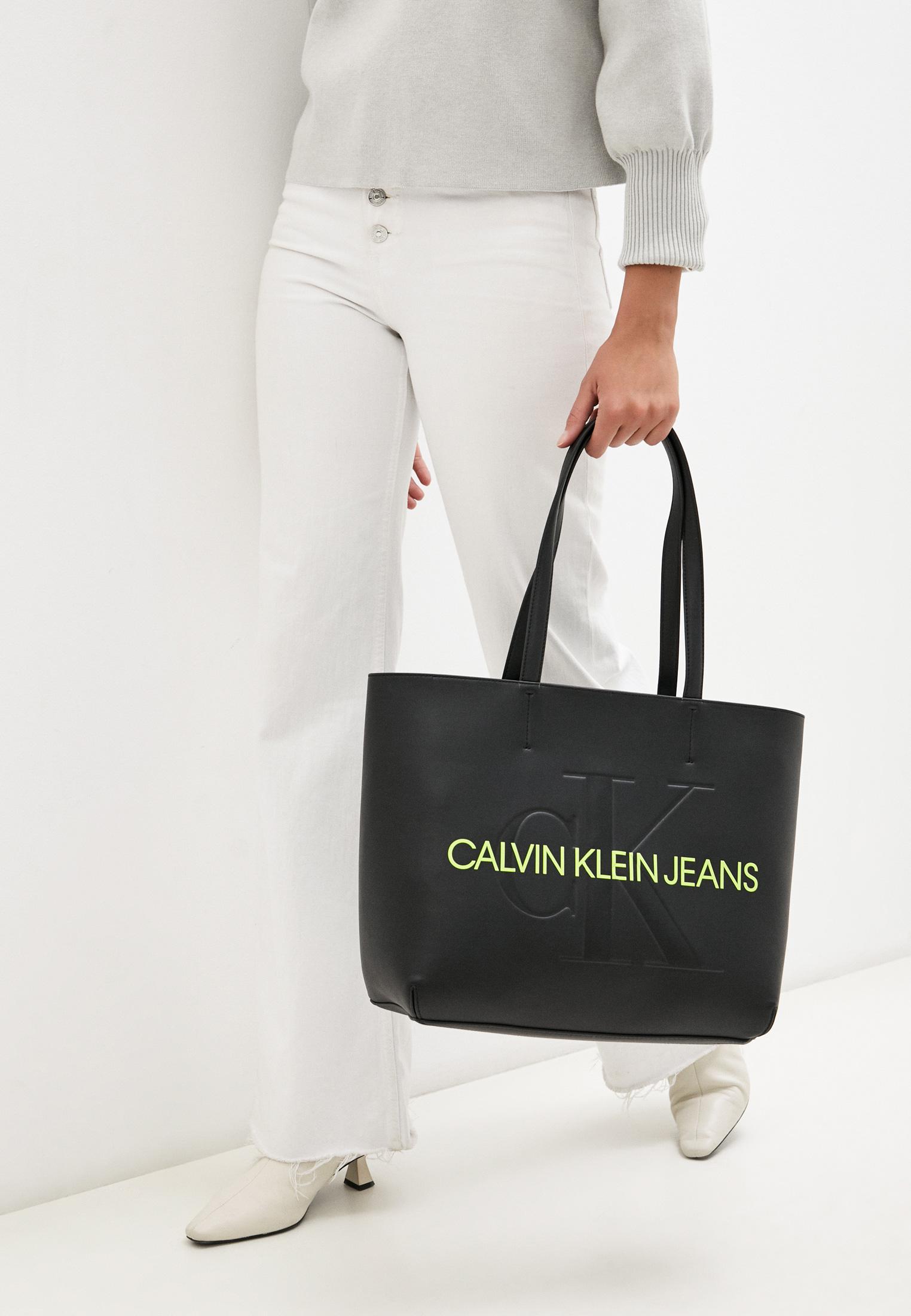 Сумка Calvin Klein Jeans K60K608374: изображение 4