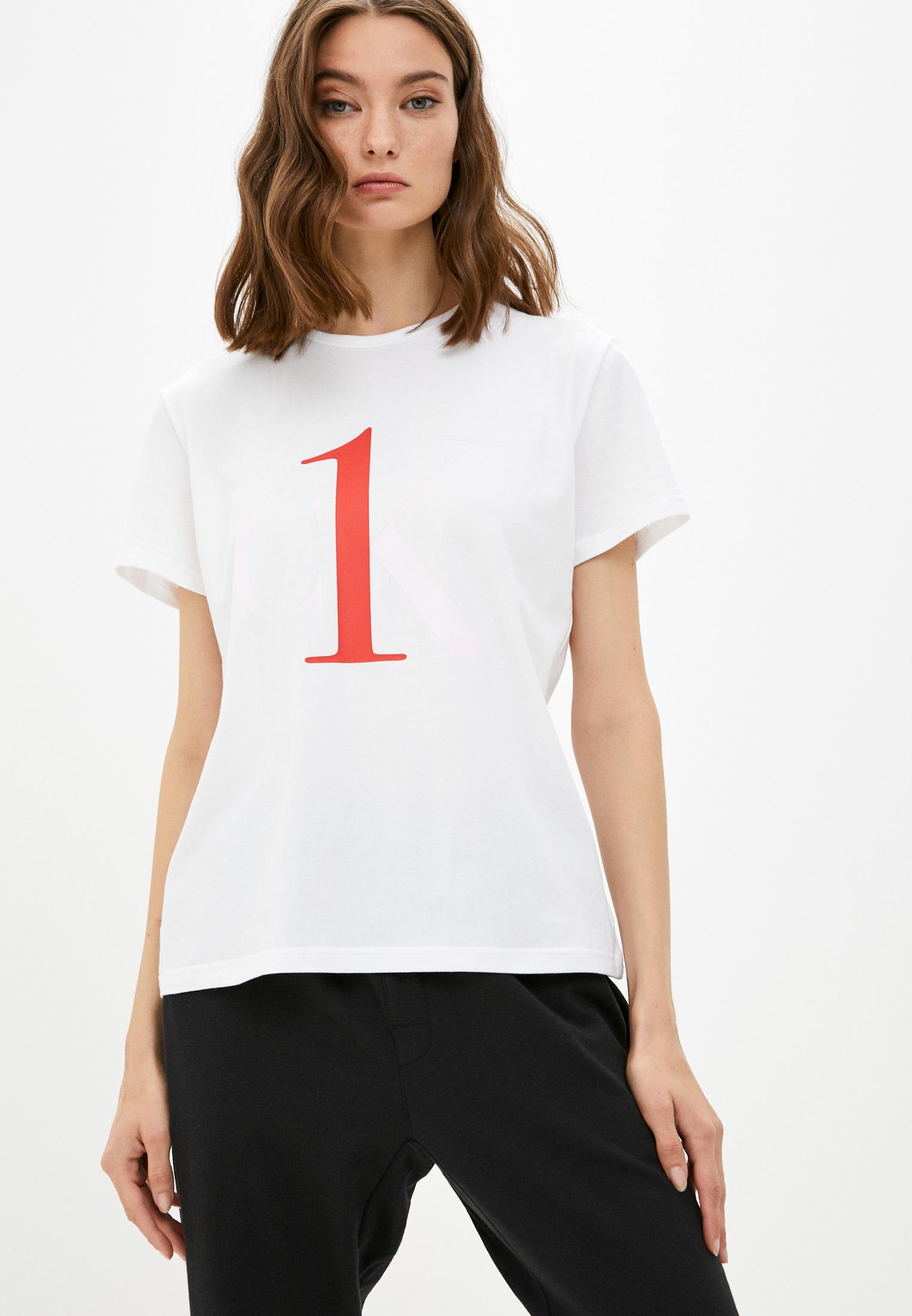 Футболка с коротким рукавом Calvin Klein Underwear QS6436E: изображение 13