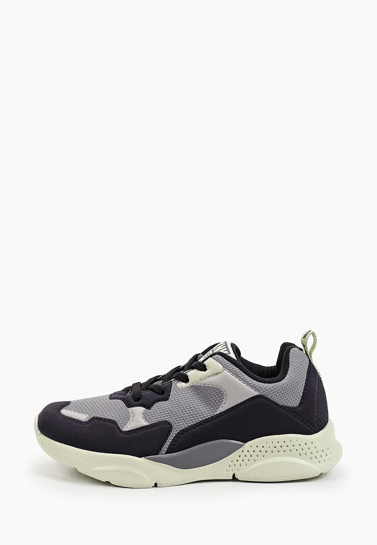 Кроссовки для мальчиков KENKA VXE_80916_black-grey