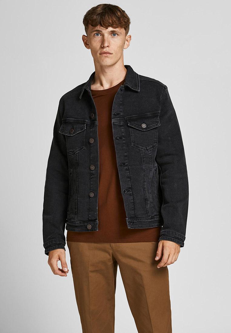 Джинсовая куртка Jack & Jones (Джек Энд Джонс) Куртка джинсовая Jack & Jones