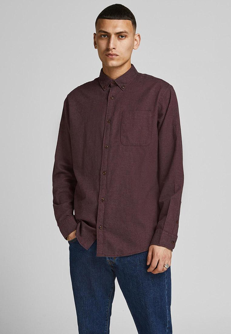 Рубашка с длинным рукавом Jack & Jones (Джек Энд Джонс) 12189760
