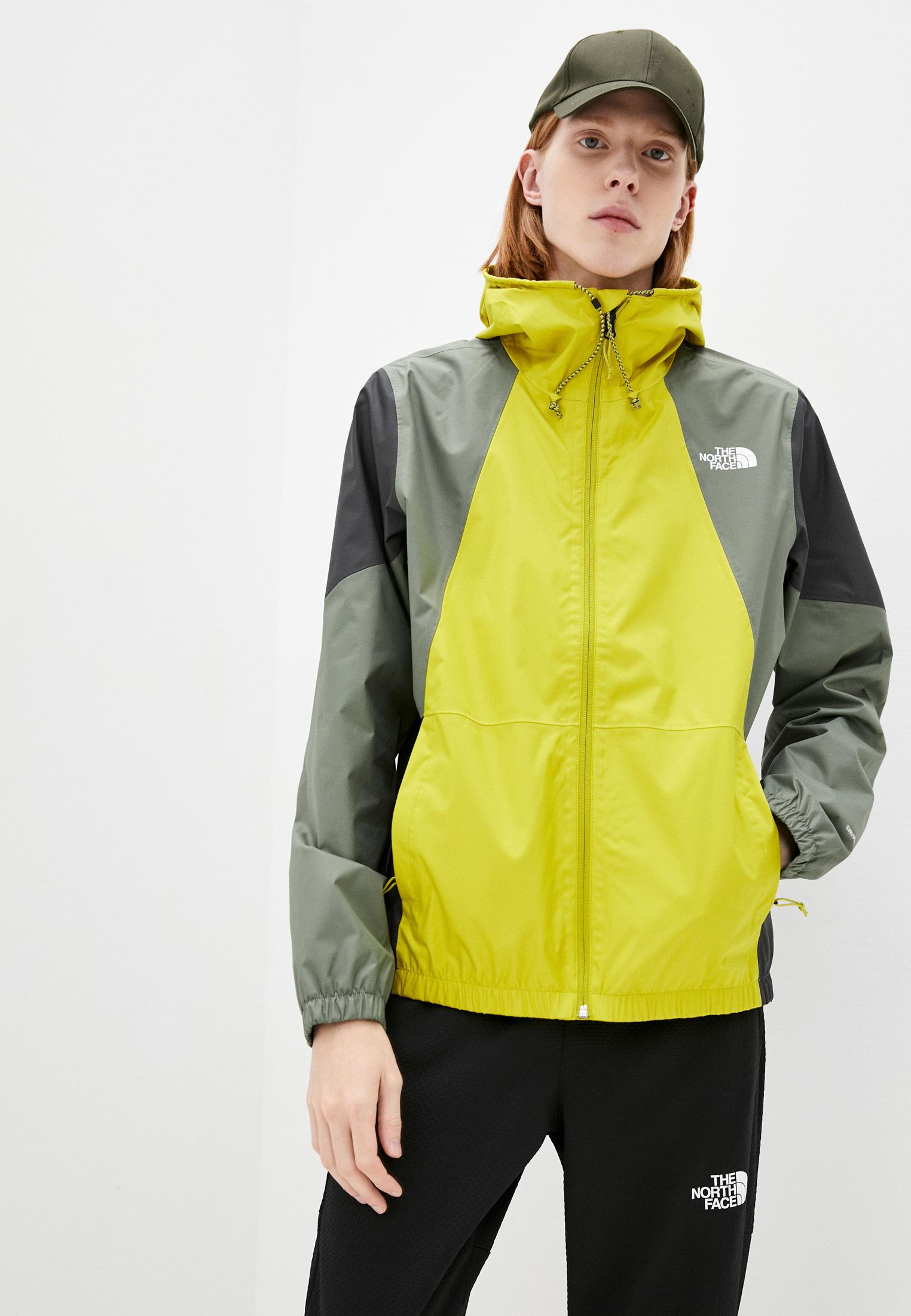 Мужская верхняя одежда The North Face (Норт Фейс) TA493E