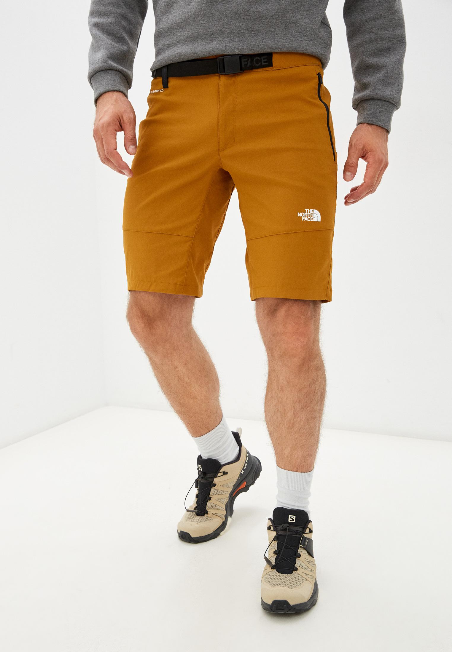 Мужские спортивные шорты The North Face (Норт Фейс) TA495O