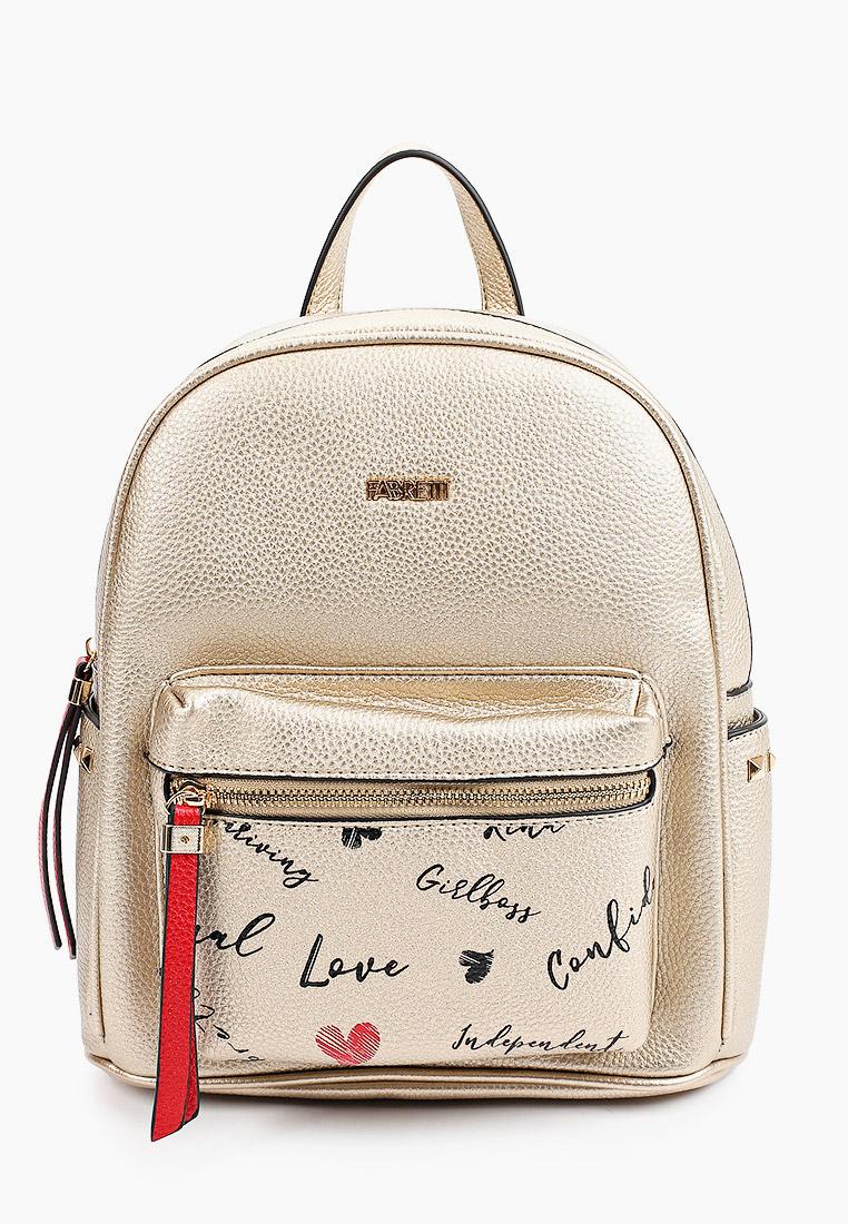 Городской рюкзак Fabretti (Фабретти) FRC44368D-103