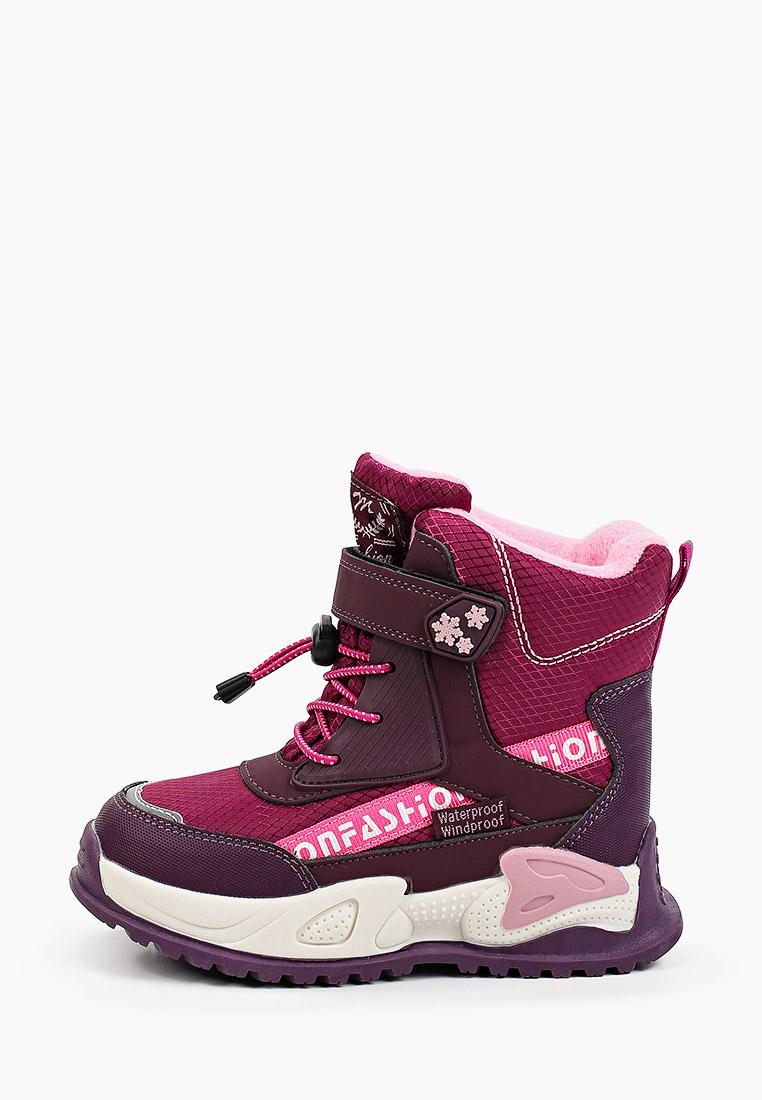 Ботинки для девочек TOM MIKI B-9529-F