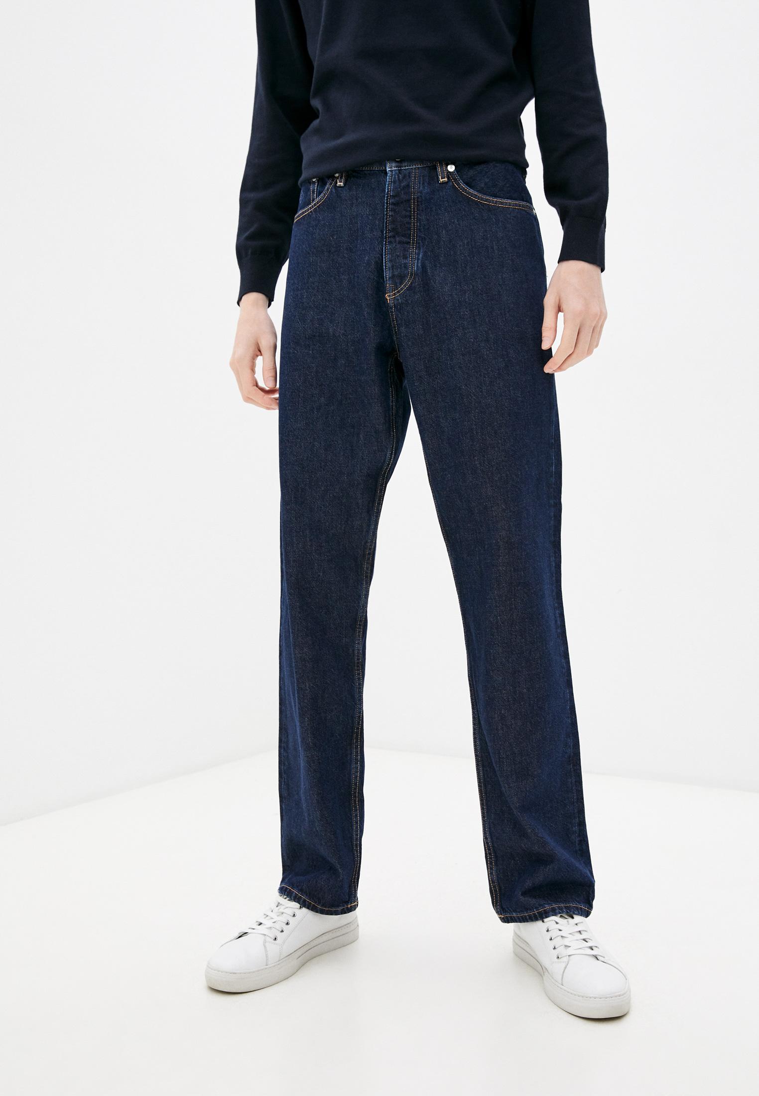 Мужские прямые джинсы Gant (Гант) 1000140