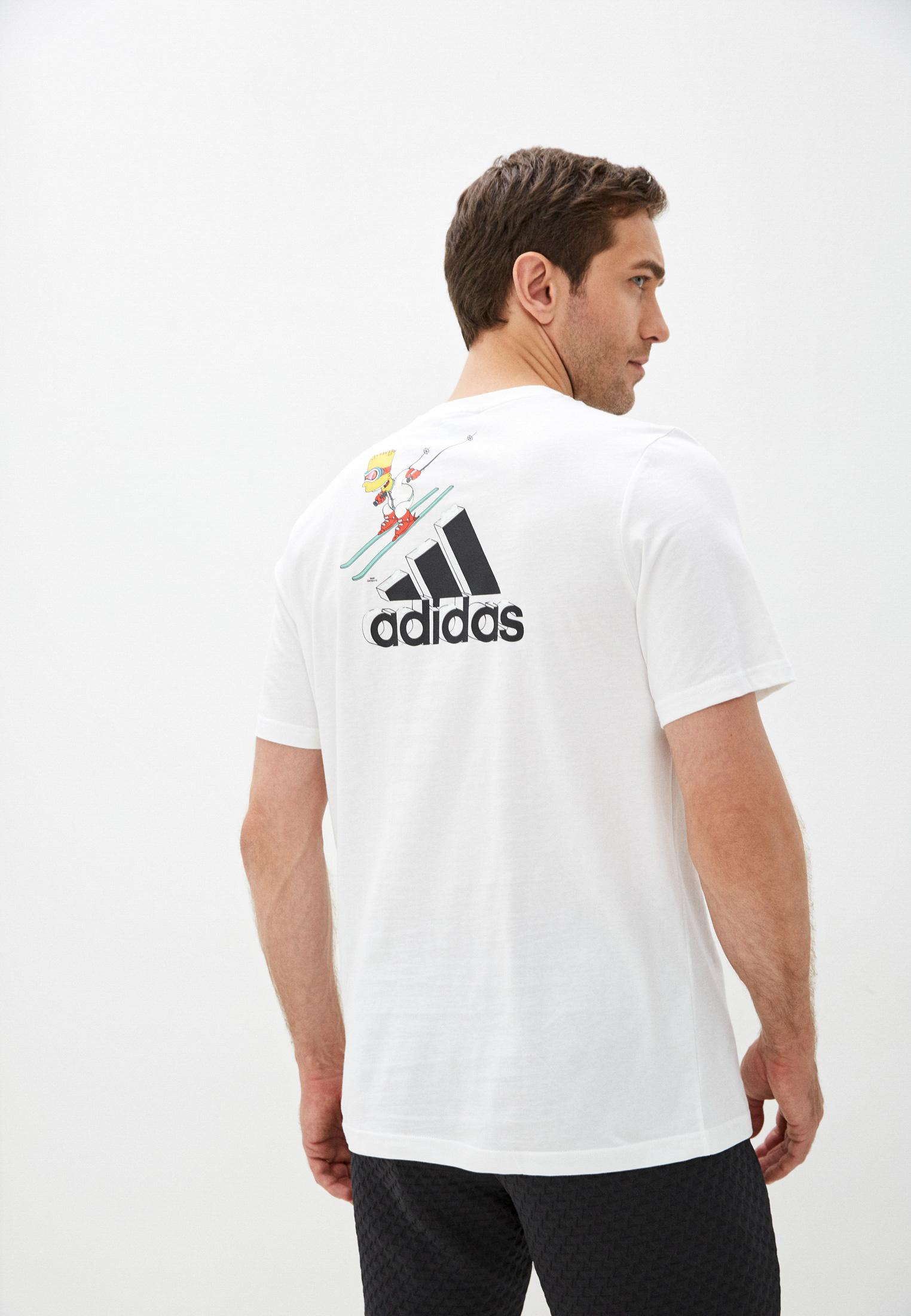 Футболка Adidas (Адидас) GS6220: изображение 3