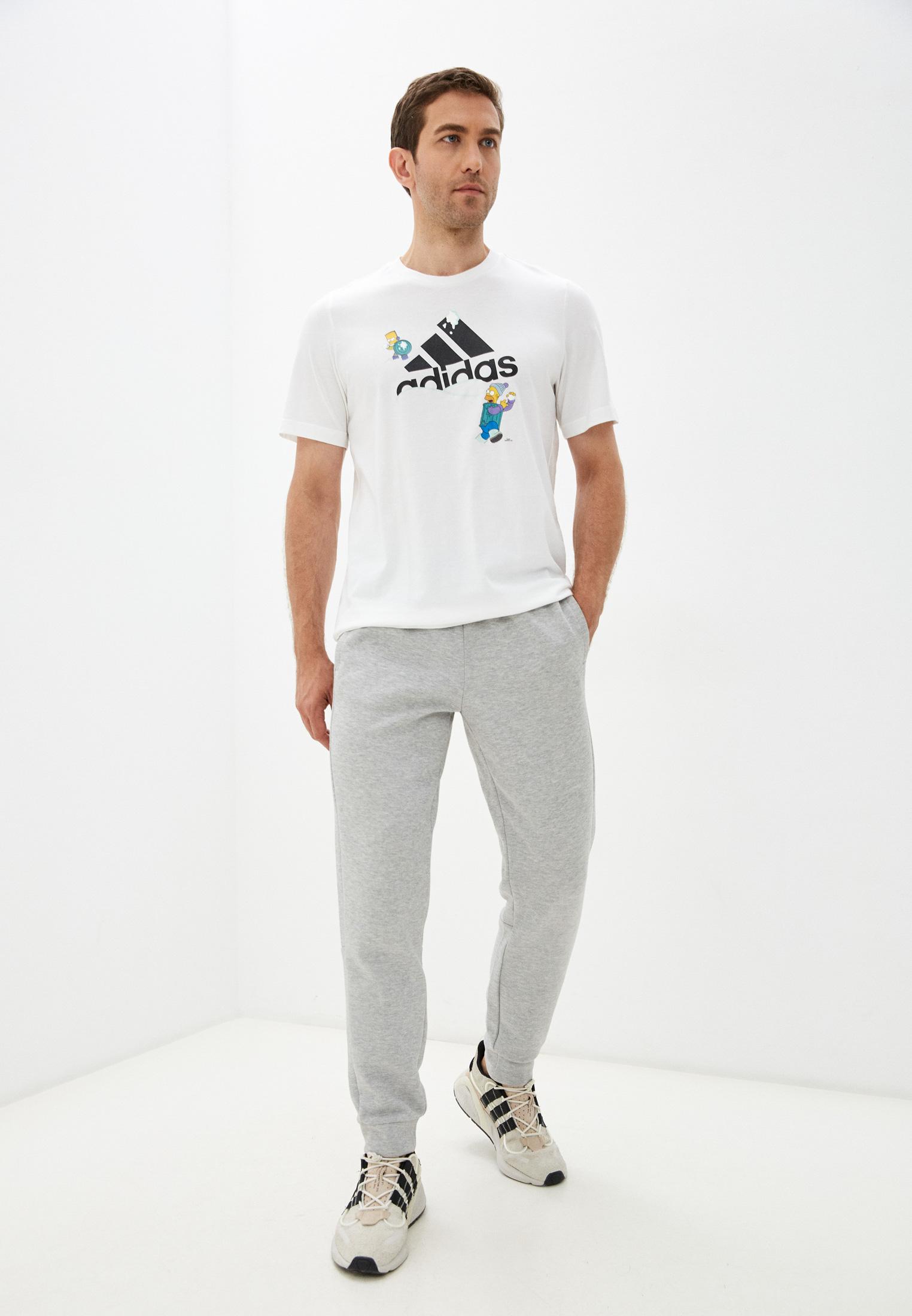 Футболка Adidas (Адидас) GS6309: изображение 2