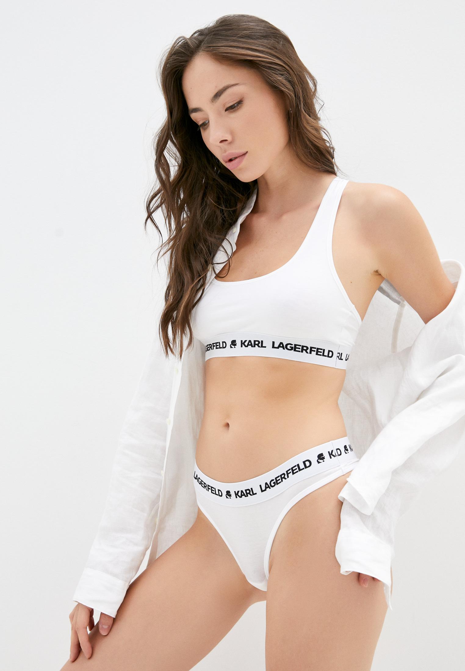 Бюстгальтер Karl Lagerfeld 211W2102