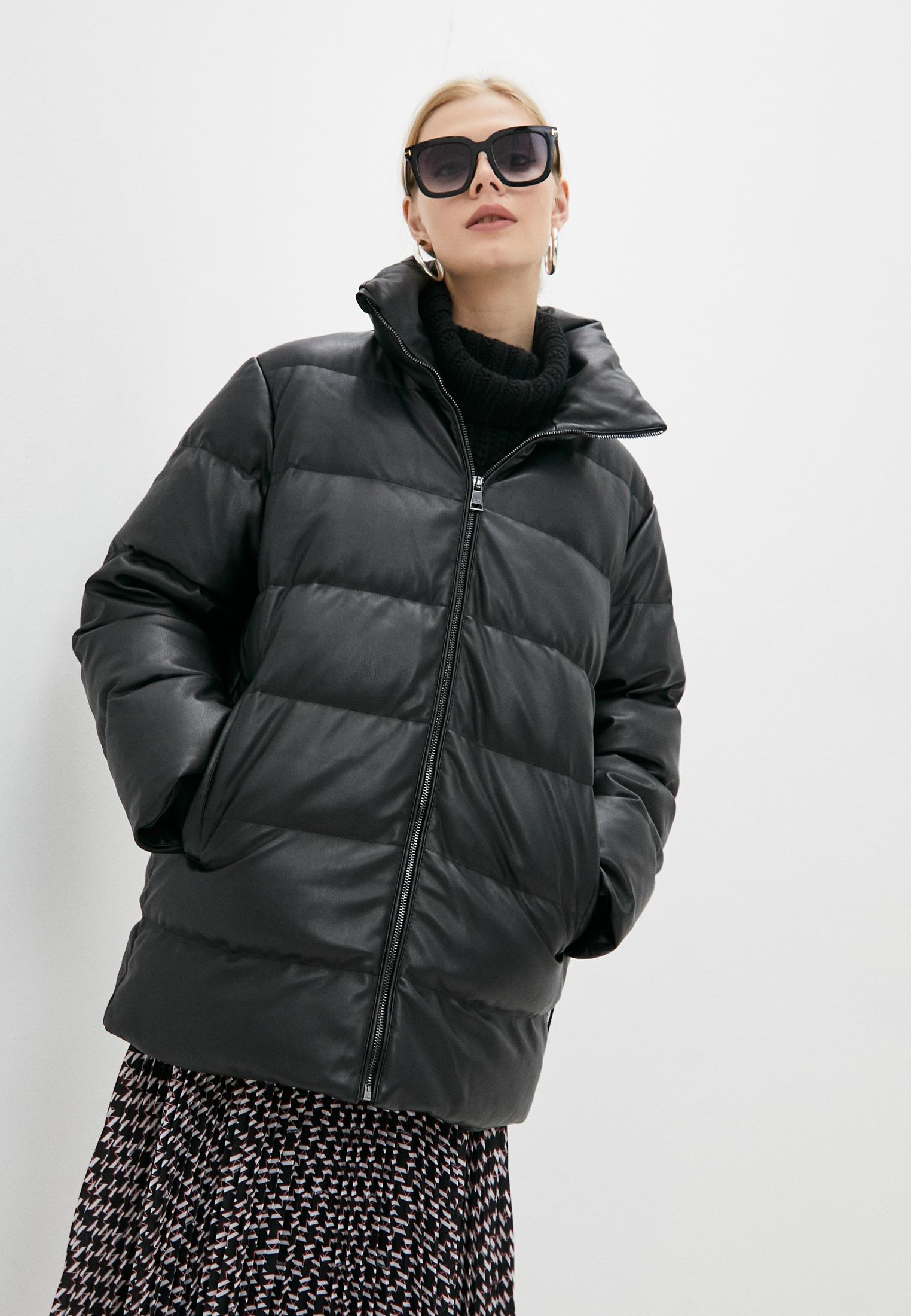 Кожаная куртка Karl Lagerfeld Куртка кожаная Karl Lagerfeld