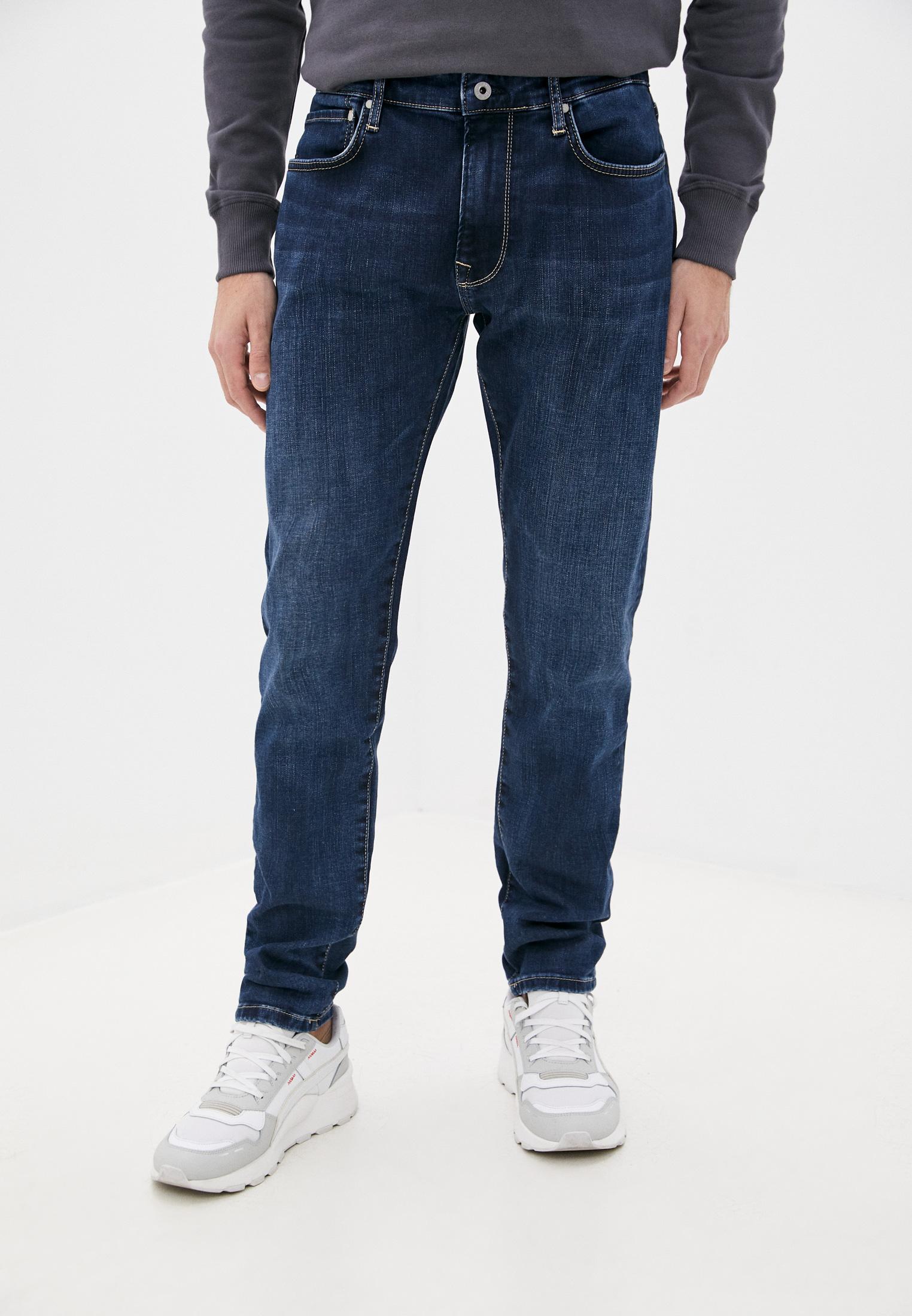 Мужские прямые джинсы Pepe Jeans (Пепе Джинс) Джинсы Pepe Jeans