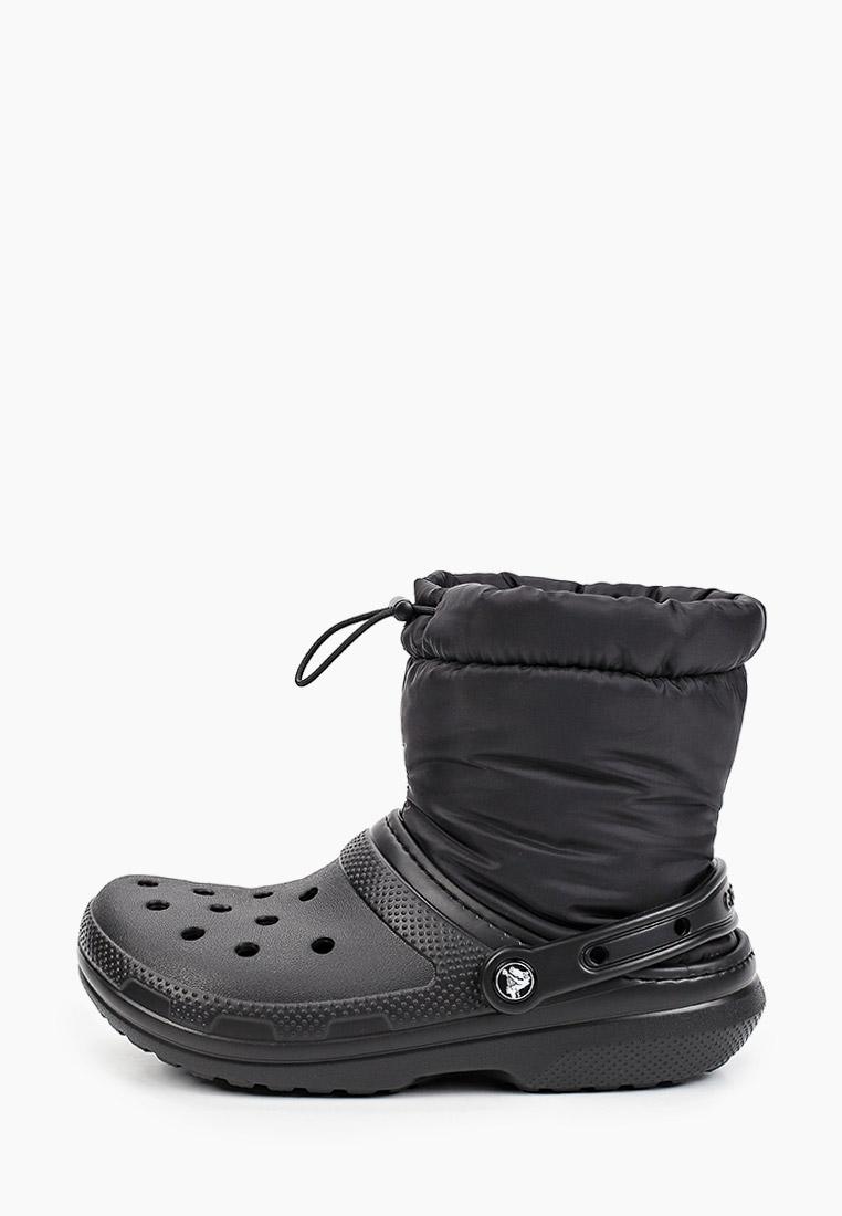 Полусапоги Crocs (Крокс) Дутики Crocs