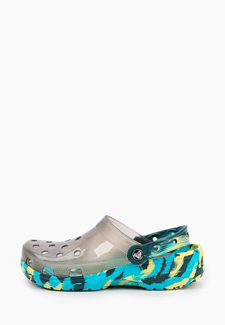 Мужские сандалии Crocs (Крокс) Сабо Crocs