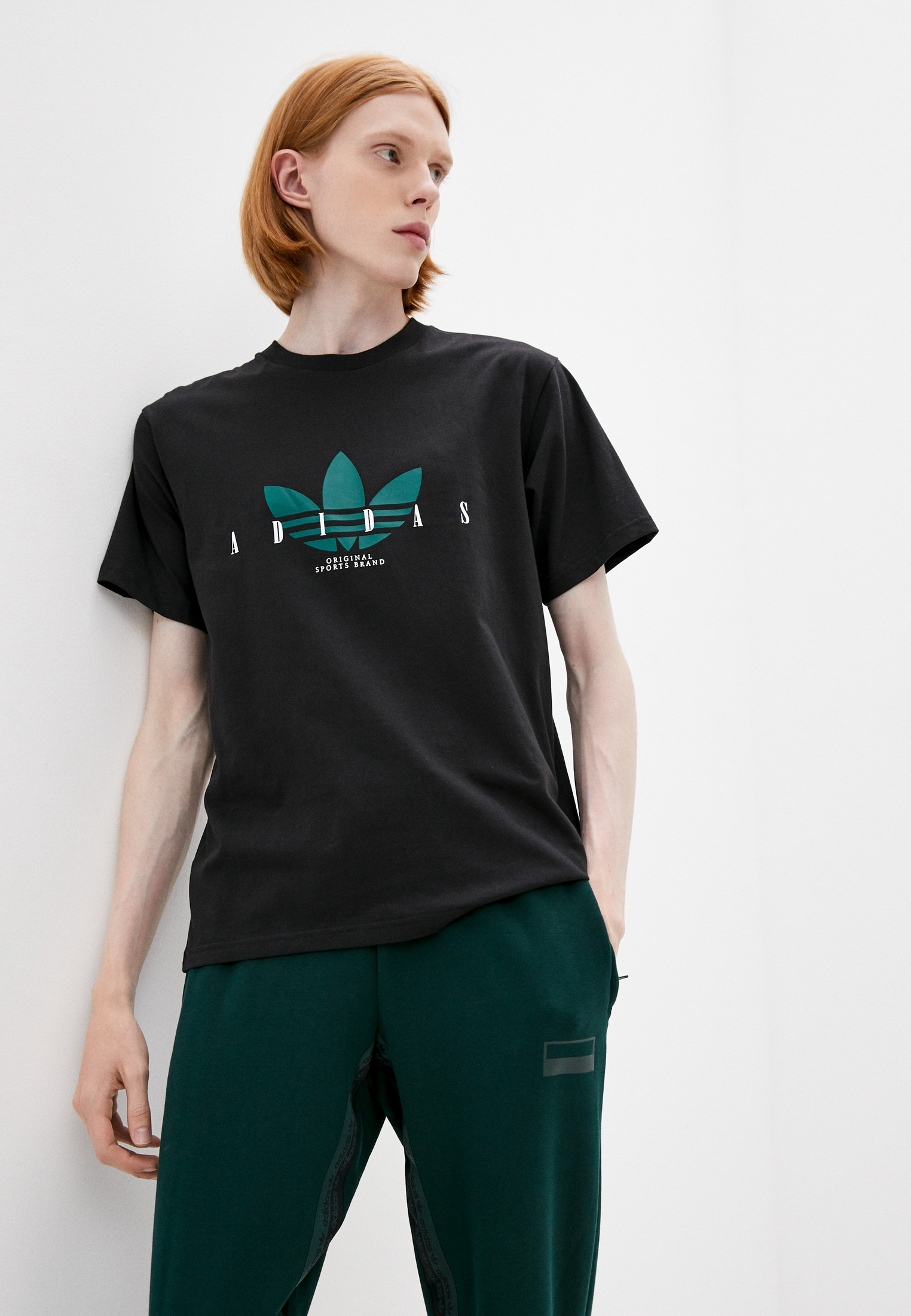 Футболка Adidas Originals (Адидас Ориджиналс) H31329
