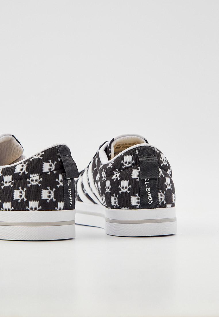 Мужские кеды Adidas (Адидас) H00635: изображение 4