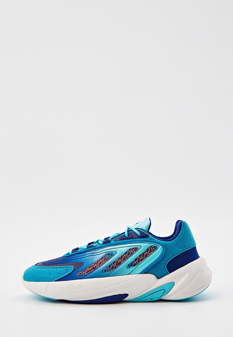 Кроссовки для мальчиков Adidas Originals (Адидас Ориджиналс) H00824: изображение 1