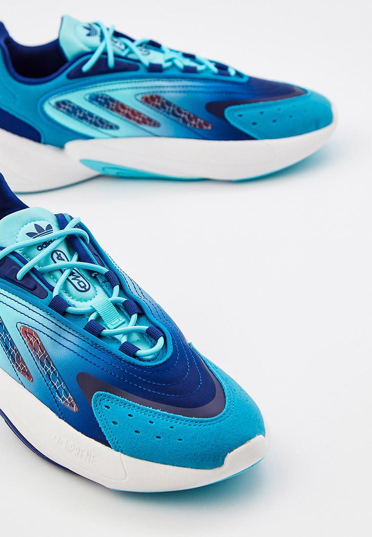 Кроссовки для мальчиков Adidas Originals (Адидас Ориджиналс) H00824: изображение 2