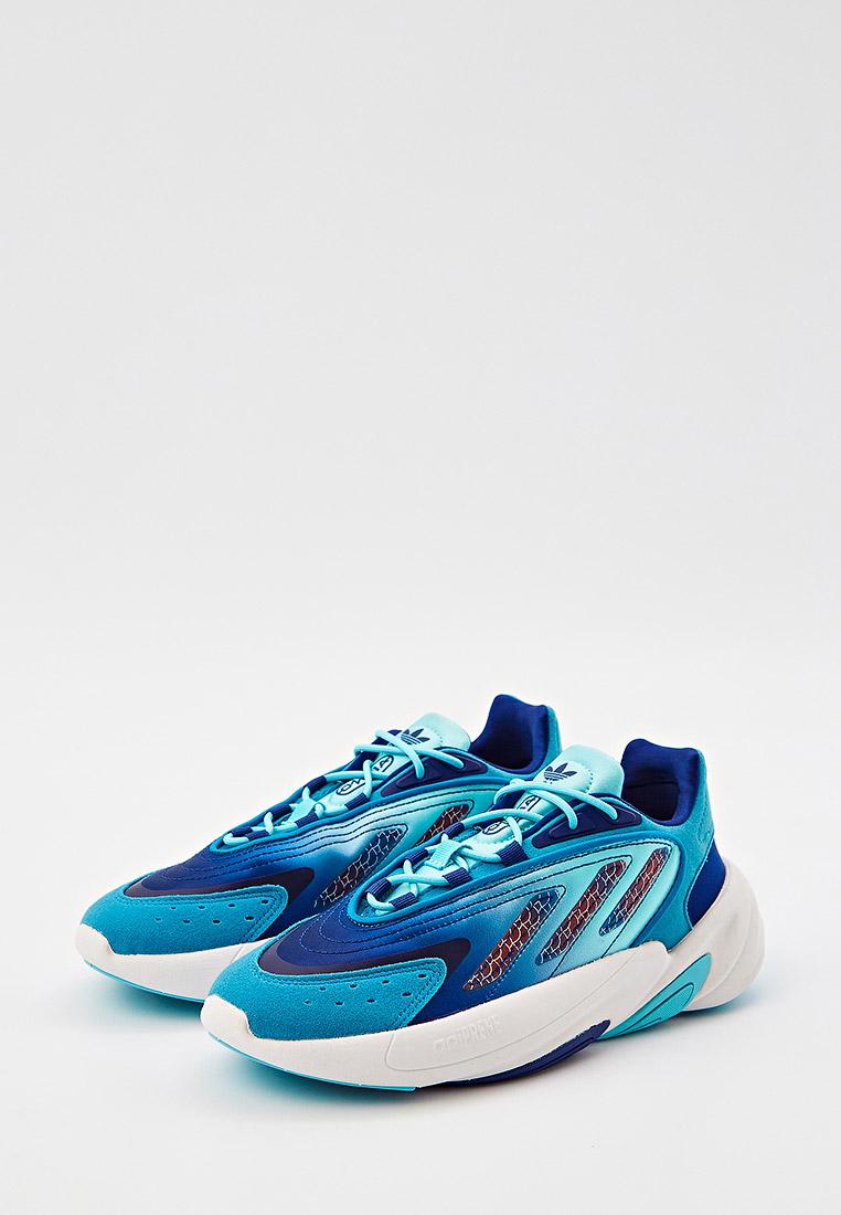 Кроссовки для мальчиков Adidas Originals (Адидас Ориджиналс) H00824: изображение 3