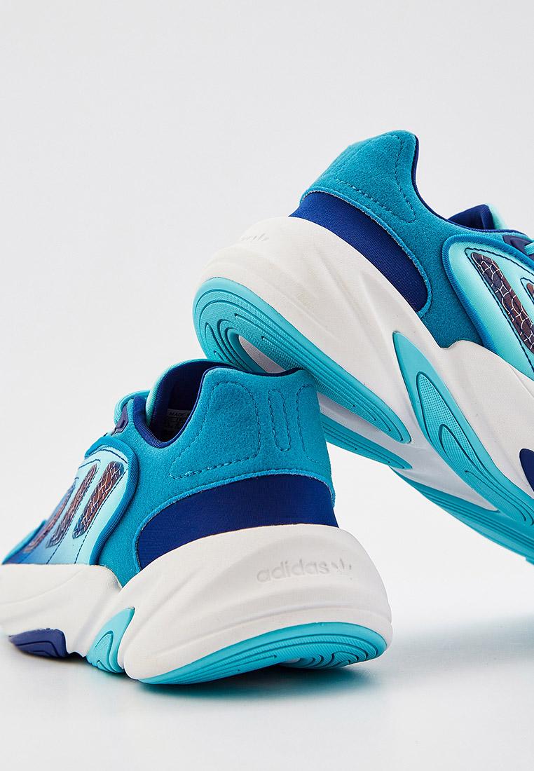 Кроссовки для мальчиков Adidas Originals (Адидас Ориджиналс) H00824: изображение 4