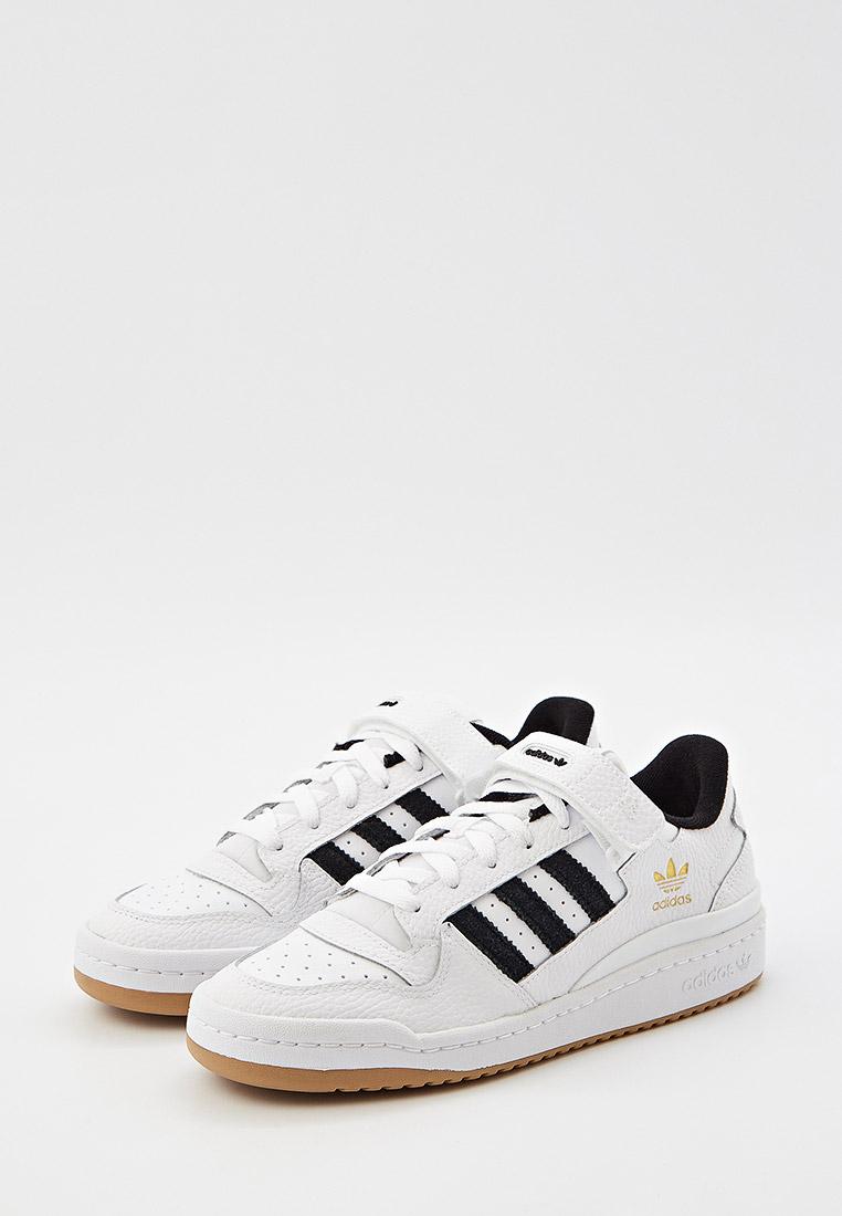 Мужские кеды Adidas Originals (Адидас Ориджиналс) H01924: изображение 3