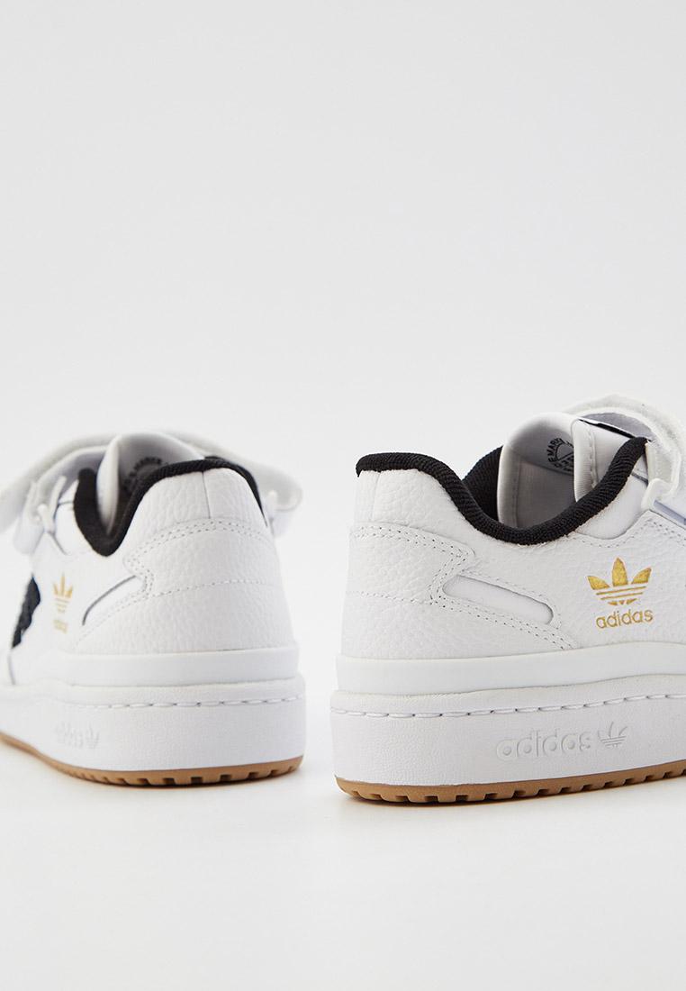 Мужские кеды Adidas Originals (Адидас Ориджиналс) H01924: изображение 4