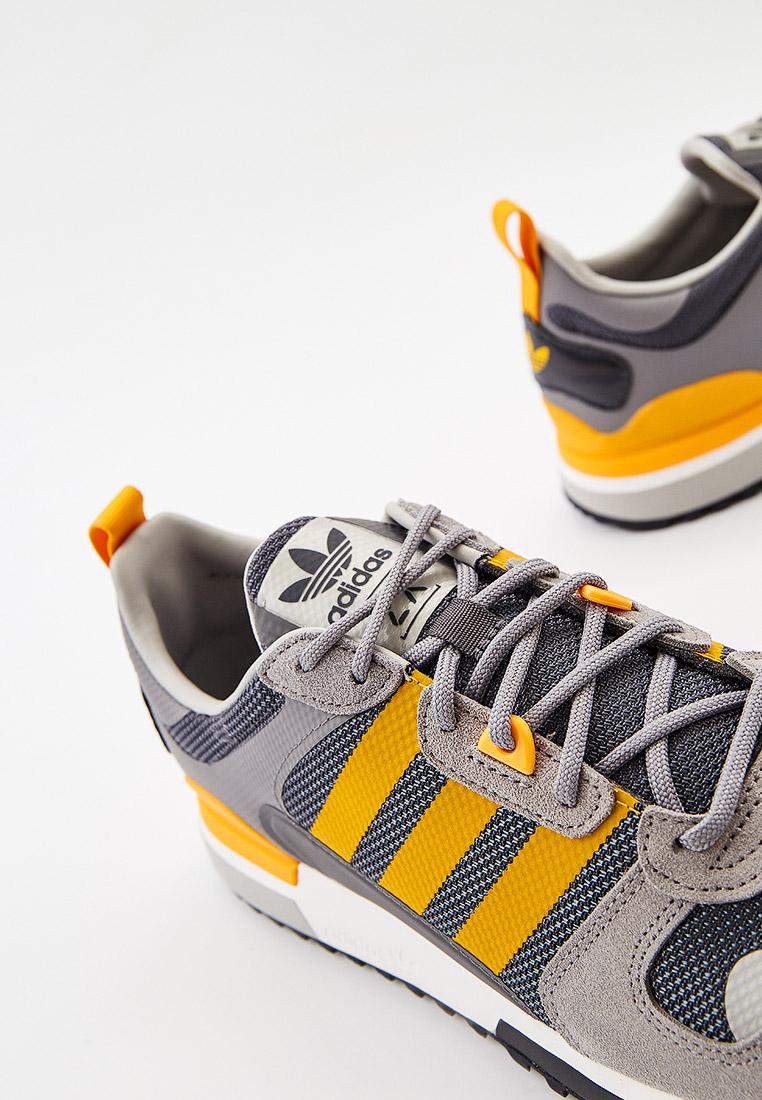 Мужские кроссовки Adidas Originals (Адидас Ориджиналс) H01847: изображение 4