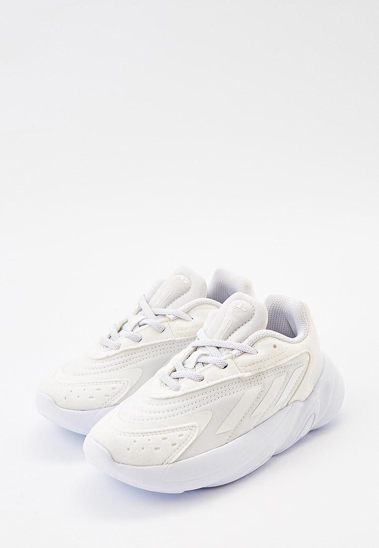 Кроссовки для мальчиков Adidas Originals (Адидас Ориджиналс) H04743: изображение 3