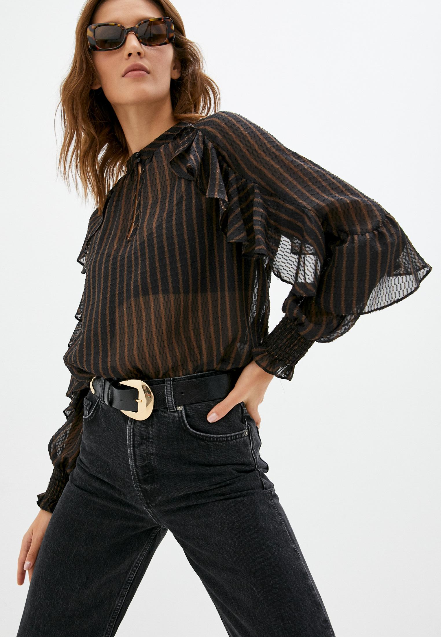 Блуза Sisley (Сислей) Блуза Sisley