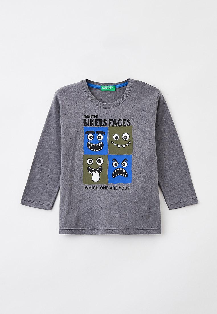 Футболка с длинным рукавом United Colors of Benetton (Юнайтед Колорс оф Бенеттон) 3F4EC15CI