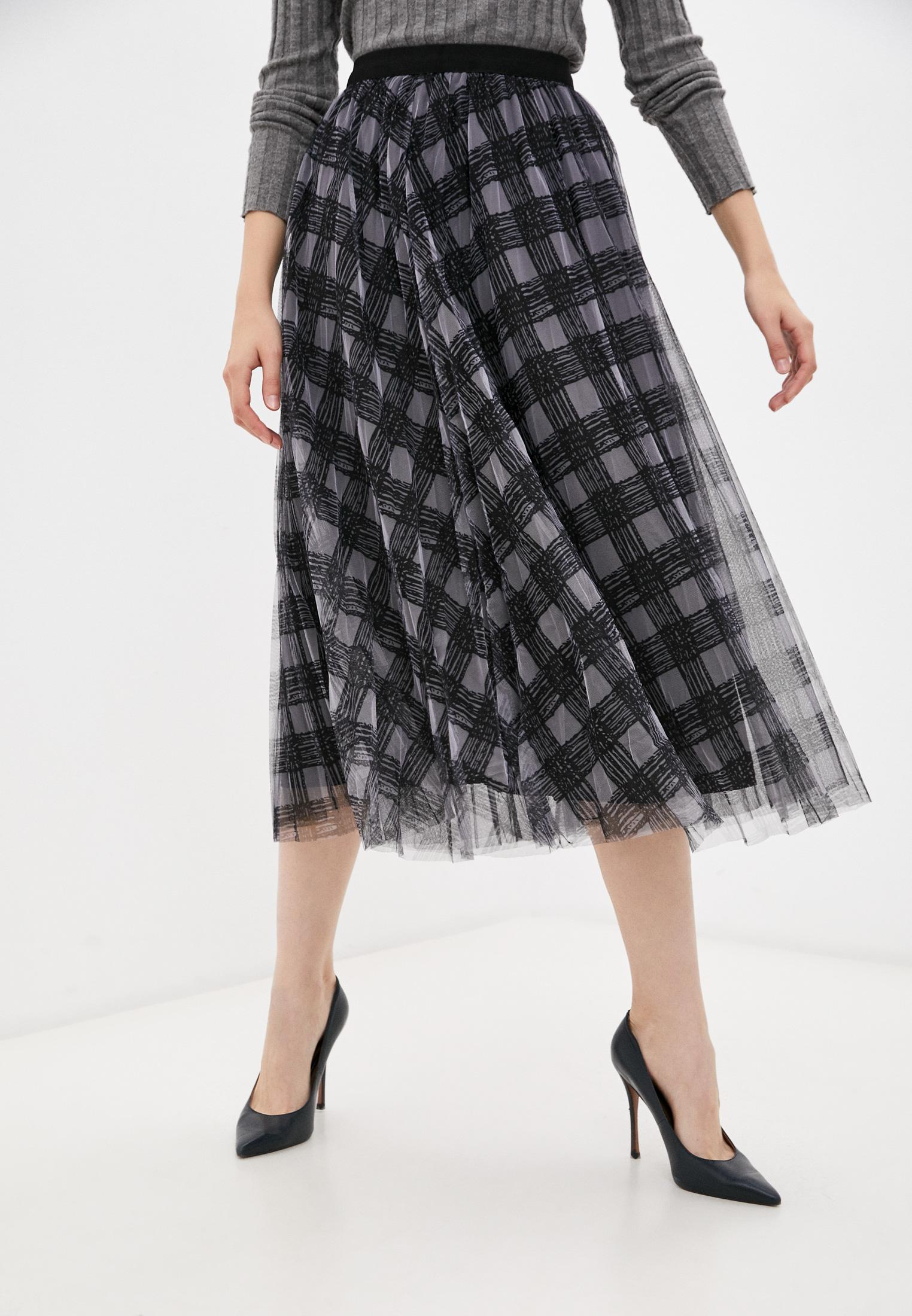 Широкая юбка Elsi E6808