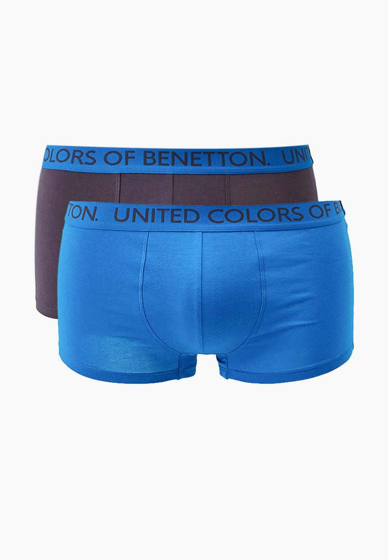 Трусы United Colors of Benetton (Юнайтед Колорс оф Бенеттон) Трусы 2 шт. United Colors of Benetton