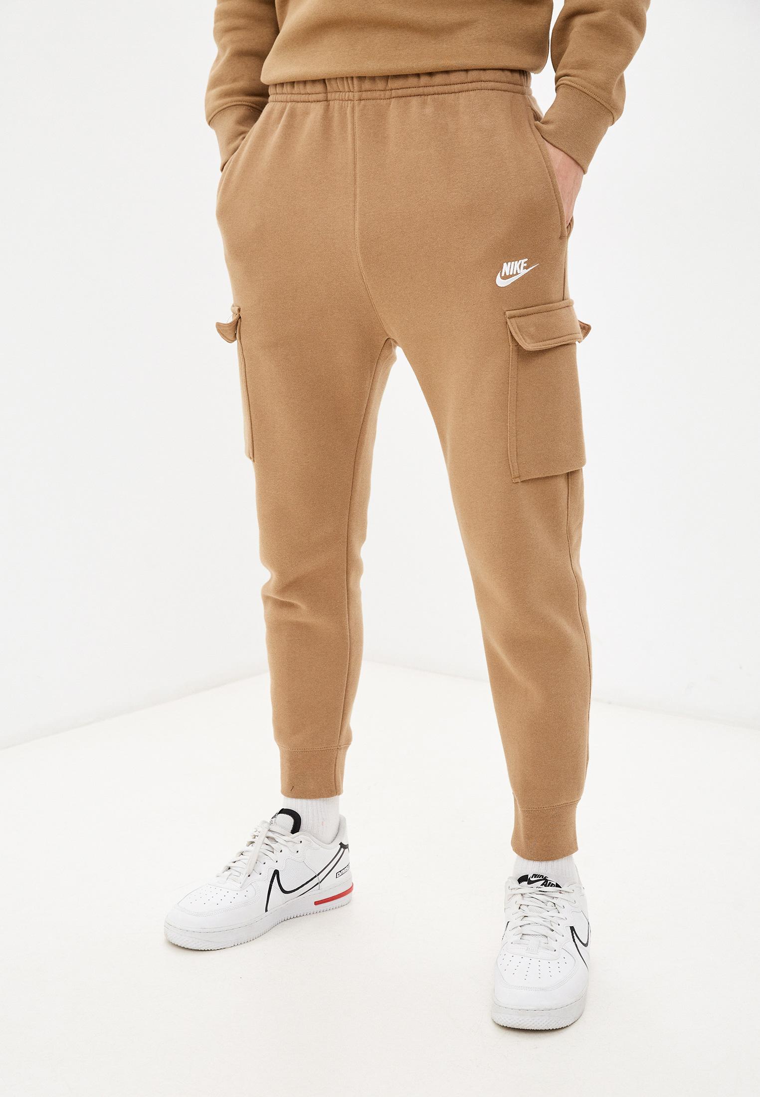 Мужские спортивные брюки Nike (Найк) Брюки спортивные Nike