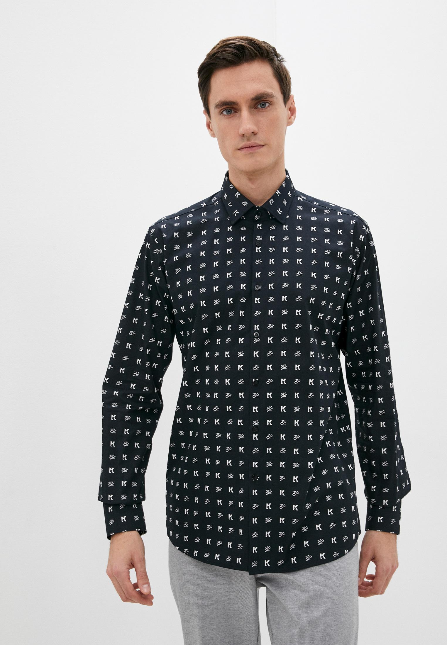 Рубашка с длинным рукавом Karl Lagerfeld (Карл Лагерфельд) 512606-605003