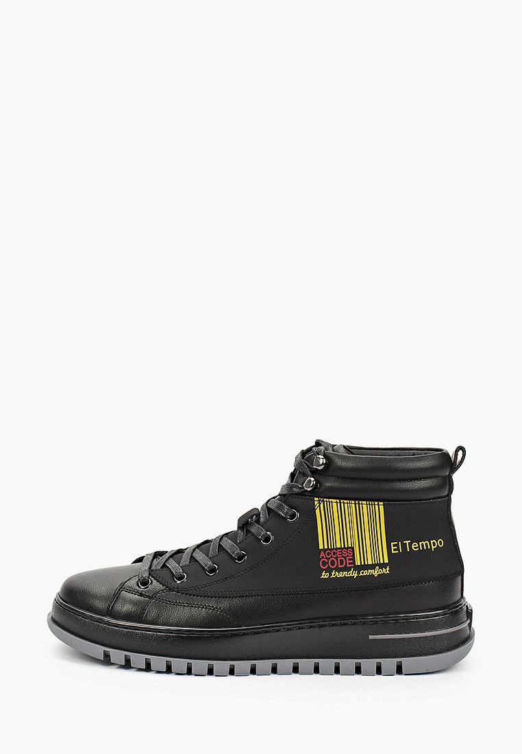 Мужские ботинки El Tempo CRA70_C8507-6-A_BLACK