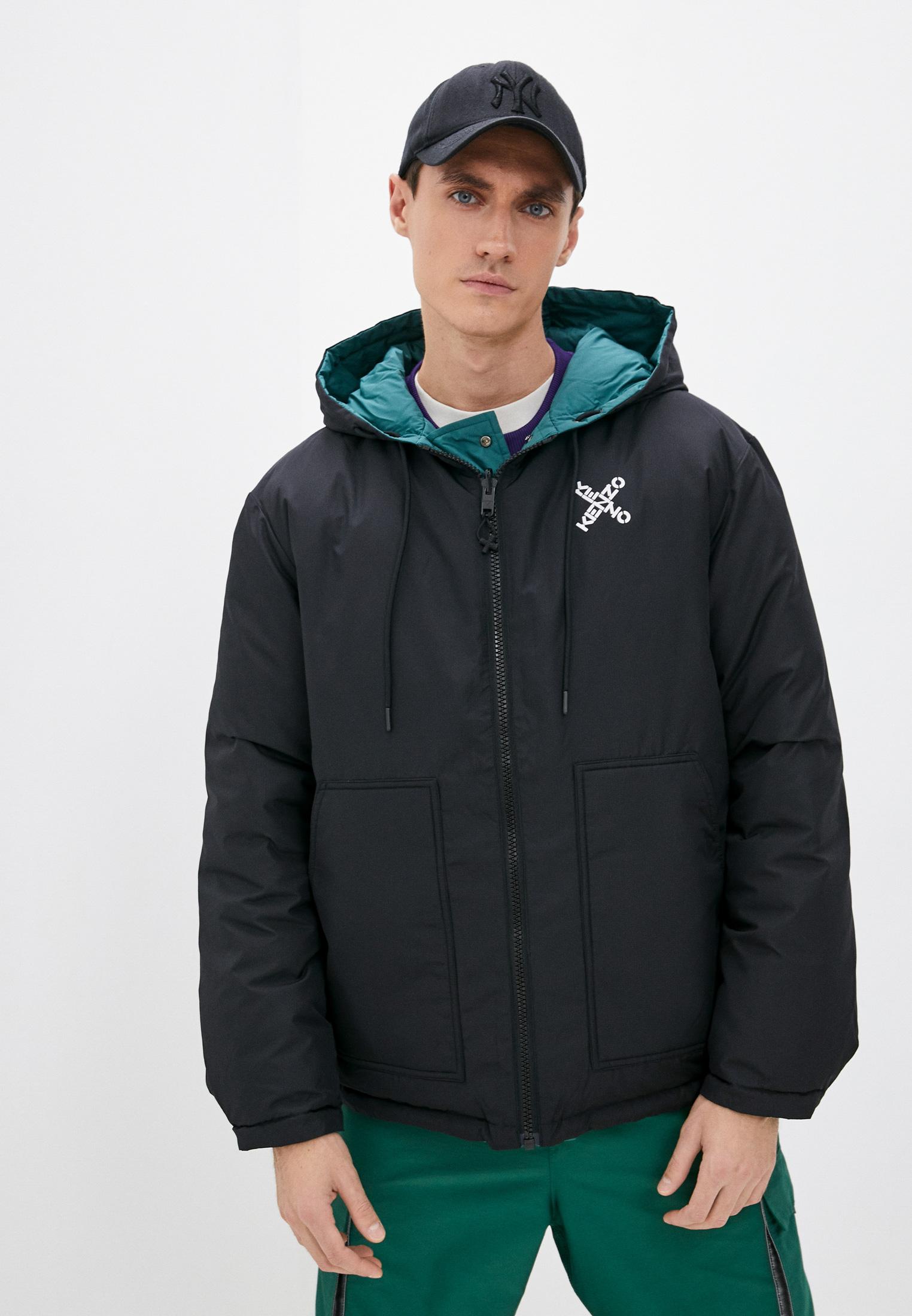 Мужская куртка Kenzo (Кензо) FB65OU5851NH