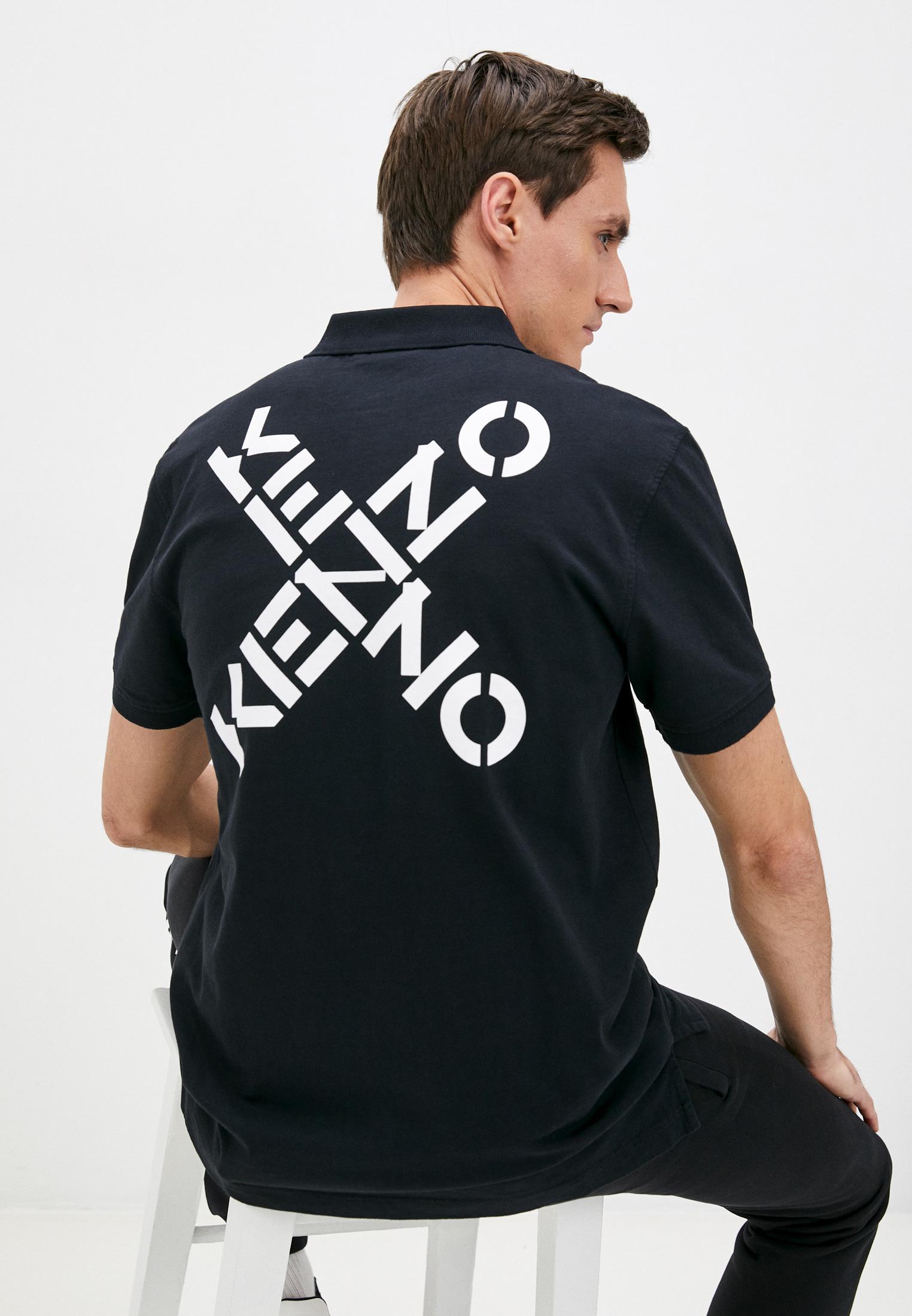 Мужские поло Kenzo (Кензо) FB65PO0514SK