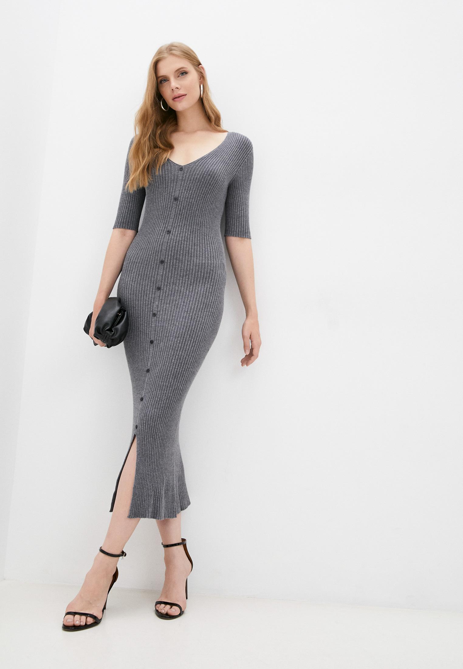 Вязаное платье Pietro Brunelli Milano AGM055