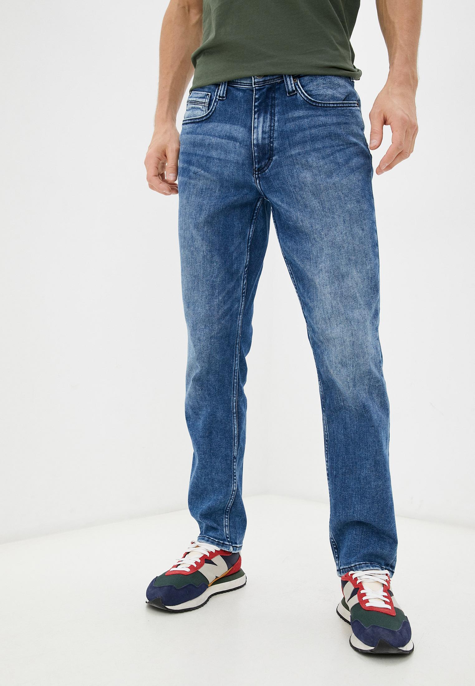 Мужские прямые джинсы Mustang 1011796-5000-703