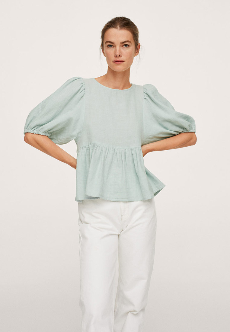 Блуза Mango (Манго) 17095758