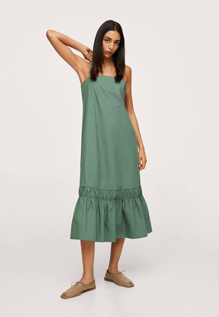 Женские платья-сарафаны Mango (Манго) Платье Mango