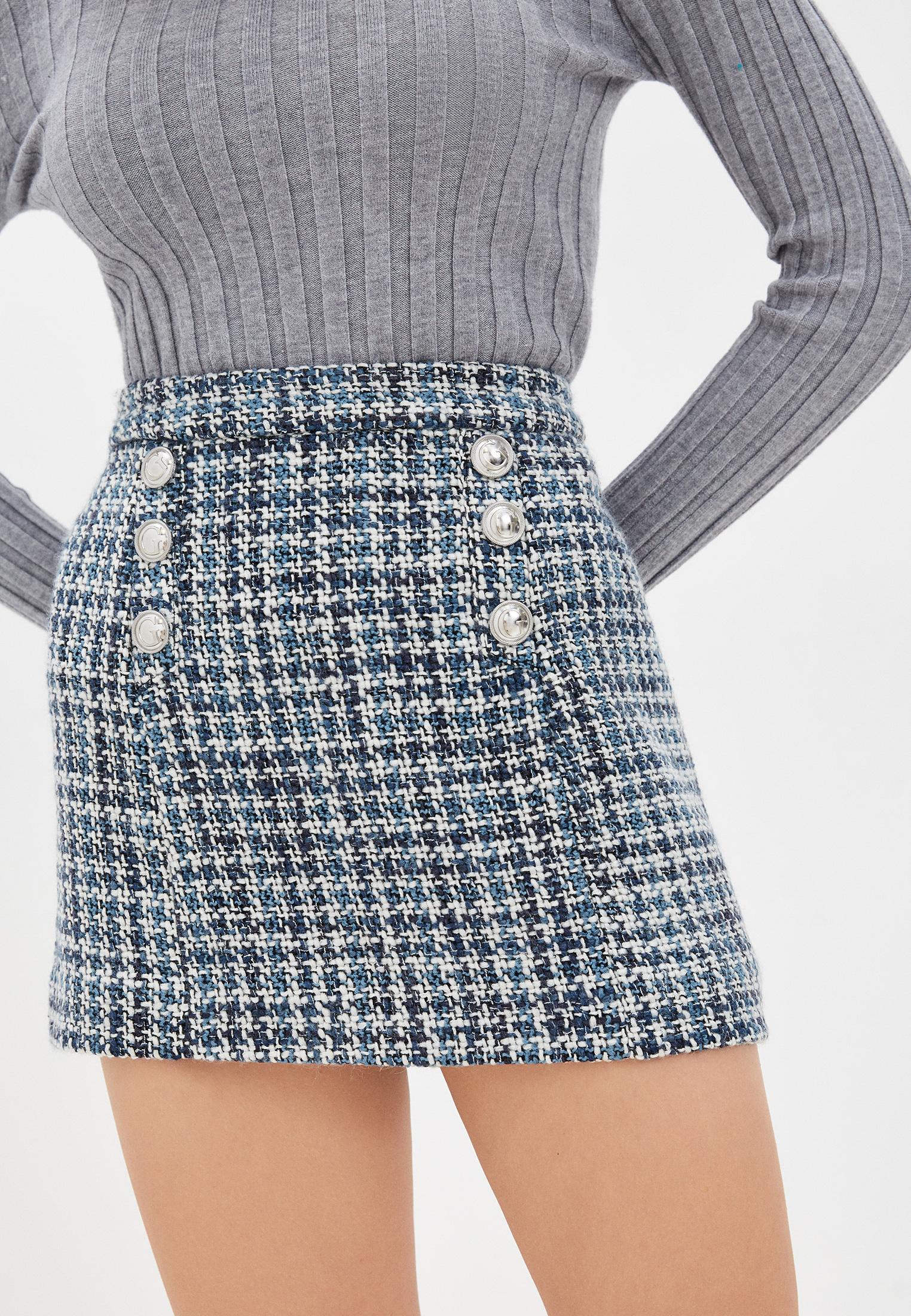 Прямая юбка Guess Jeans Юбка Guess Jeans