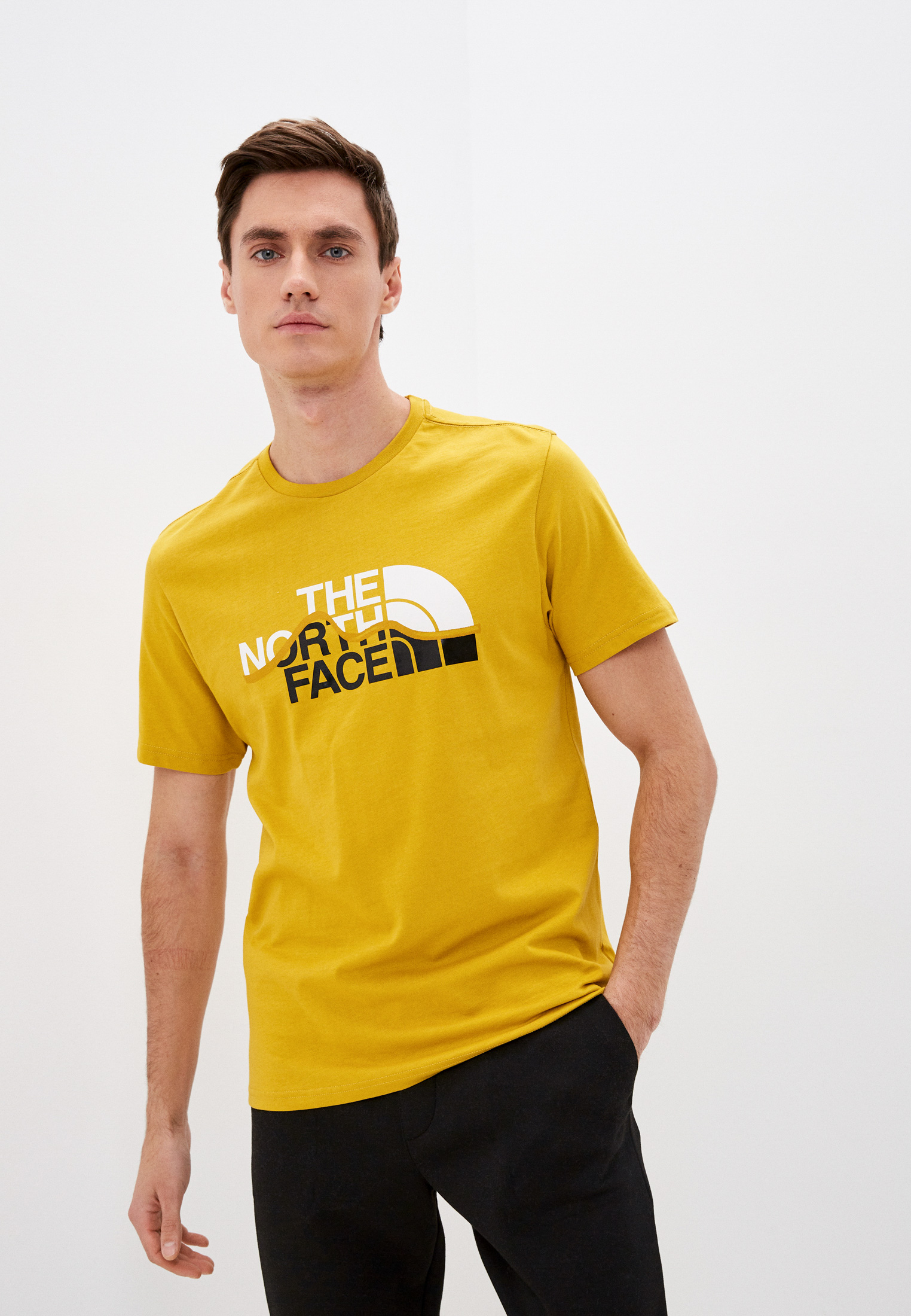 Футболка The North Face (Норт Фейс) T0A3G2