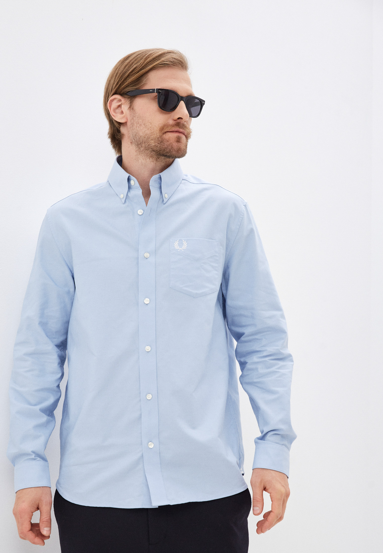 Рубашка с длинным рукавом Fred Perry M2700